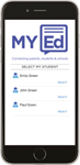 The launch of MyEd App