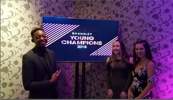 YOUNG CHAMPIONS!